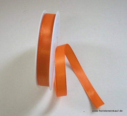 Taftband 15mm x 50m, orange
