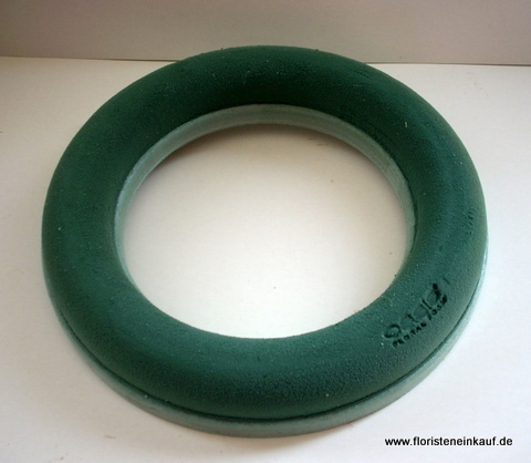 Oasis Ecobase Ring, D 250mm H 40mm, 4Stk.